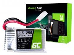 Batterie Green Cell ® für Sym X11 X11C X13 Storm 3.7V 250mAh