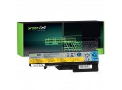 Baterie pentru laptop Green Cell Lenovo B570 B575 B575e G560 G565 G575 G570 G770 G780 IdeaPad Z560 Z565 Z570 Z575