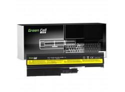 Green Cell PRO Akku 42T4504 42T4513 92P1138 92P1139 pentru Lenovo ThinkPad R60 R60e R61 R61e R61i R500 SL500 T60 T61 T500