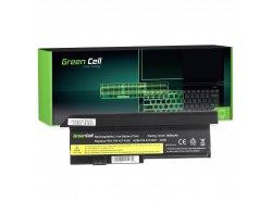 Green Cell Akku 42T4536 42T4650 pentru Lenovo ThinkPad X200 X200s X201 X201s X201i