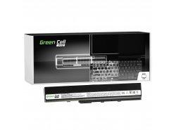 Green Cell PRO A32-K52 pentru Asus A52 A52F A52N K42 K52 K52D K52F K52J K52JB K52JC K52JE K52N X52 X52F X52J X52N