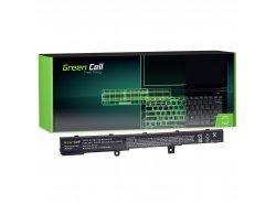 Green Cell Akku A41N1308 A31N1319 pentru Asus R508 R509 R512 R512C X551 X551C X551CA X551M X551MA X551MAV X751L