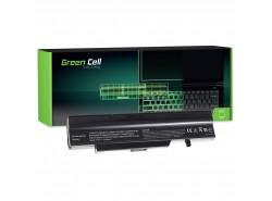 Green Cell BTP-B4K8 BTP-B7K8 pentru Fujitsu-Siemens Esprimo Mobile V5505 V6535 V5545 V6505 V6555 Amilo Pro V3405 V350