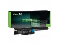 Green Cell FPCBP274 FMVNBP195 pentru Fujitsu LifeBook BH531 LH531 SH531