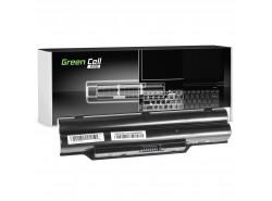 Green Cell PRO FPCBP250 pentru Fujitsu LifeBook A512 A530 A531 AH502 AH530 AH531 LH520