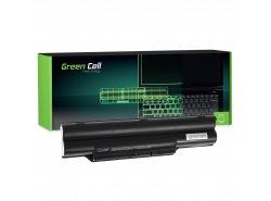 Baterie pentru laptop Green Cell Fujitsu-Siemens LifeBook E751 E752 E782 E8310 P771 P772 T580 S710 S751 S752 S760 S762 S782