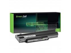 Green Cell Akku FPCBP250 pentru Fujitsu LifeBook A512 A530 A531 AH502 AH530 AH531 LH520
