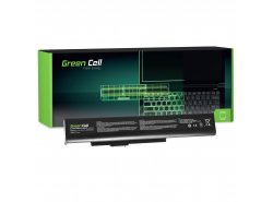 Green Cell Akku A32-A15 A41-A15 A42-A15 pentru MSI A6400 CR640 CR640DX CR640MX CX640 CX640MX MS-16Y1 14.4V