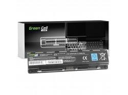 Green Cell PRO PA5109U-1BRS PA5110U-1BRS PABAS272 pentru Toshiba Satellite C50 C50D C55 C55D C70 C75 C75D L70
