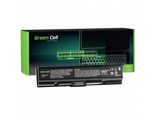 Green Cell Akku PA3534U-1BRS pentru Toshiba Satellite A200 A205 A300 A300D A350 A500 A505 L200 L300 L300D L305 L450 L500