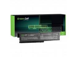 Green Cell Akku PA3817U-1BRS PA3634U-1BRS pentru Toshiba Satellite C650 C650D C660 C660D L650D L655 L750 L750D L755
