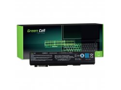 Green Cell Akku PA3788U-1BRS PABAS223 pentru Toshiba Satellite S500-11T S500-126 Tecra A11 M11 S11 S500