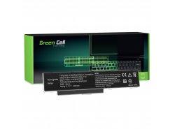 Green Cell DHR503 pentru Joybook A52 A53 C41 R42 R43 R43C R43CE R56 și Packard Bell EASYNOTE MB55 MB85 MH35 MH45 MH88