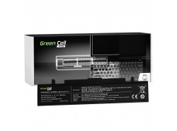Green Cell PRO AA-PB9NC6B AA-PB9NS6B pentru Samsung R519 R522 R530 R540 R580 R620 R719 R780 RV510 RV511 NP350V5C