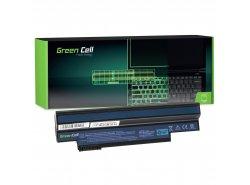 Green Cell UM09G31 UM09G41 UM09G51 UM09G71 UM09G75 pentru Acer Aspire One 533 532H eMachines EM350 NAV51 Gateway LT21