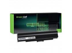 Green Cell UM09E56 UM09E51 UM09E71 UM09E75 pentru Acer Ferrari One 200 Aspire One 521 752 Aspire 1410 1810 1810T