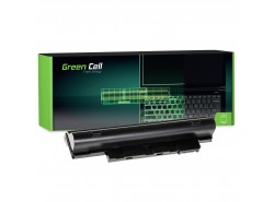 Green Cell Akku AL10A31 AL10B31 pentru Acer Aspire One AO522 AO722 AOD255 AOD257 D255 D255E D257 D257E D260 D270 522 722
