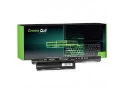 Green Cell Akku VGP-BPS26 VGP-BPS26A pentru Sony Vaio PCG-71811M PCG-71911M PCG-91211M SVE1511C5E SVE151E11M SVE151G13M