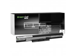 Green Cell PRO VGP-BPS35A VGP-BPS35 pentru Sony Vaio SVF14 SVF15 Fit 14E Fit 15E SVF1521C6EW