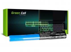 Green Cell Akku A31N1601 A31LP4Q pentru Asus R541 R541N R541NA R541S R541U Vivobook Max F541N F541U X541 X541N X541S X541U