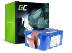Green Cell ® Staubsauger Akku für EcoGenic, Hoover, Indream, JNB, Kaily, Robot, Samba