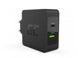 Încărcător USB-C PD 30W USB QC3.0 Apple MacBook 12, iPad Pro 2020, Lenovo Yoga Tab 3 Plus