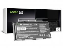Green Cell ® PRO Laptop Akku BTY-M6D für MSI GT60 GT70 GT660 GT680 GT683 GT780 GT783 GX660 GX680 GX780