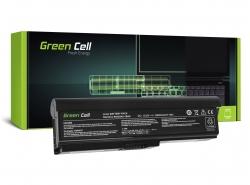 Green Cell Akku PA3634U-1BRS pentru Toshiba Satellite A660 A665 L650 L650D L655 L655D L670 L670D L675 M300 M500 U400 U500
