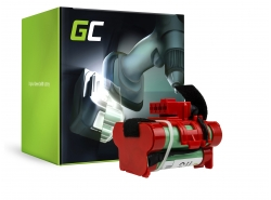 Green Cell ® Akku für Werkzeug Gardena R38Li R50Li R80Li Husqvarna Automower 105 305 Flymo 1200R McCulloch ROB R1000 R800