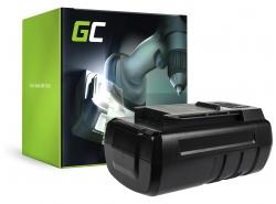Green Cell ® Akku Energy Flex 36V für Werkzeug AL-KO 38.4 LI Comfort GT HT LB 36 Li Moweo 38.5 42.5 46.5 Li