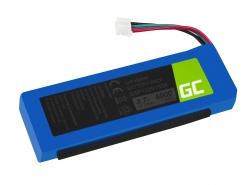 Green Cell ® Akku für JBL Charge 2, 2+, 3 lautsprecher