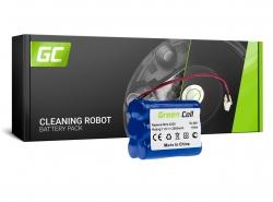 Green Cell ® (2,5 Ah 7,2 V) 4408927 pentru iRobot Braava / Mint 320 321 4200 4205