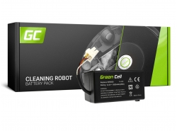 Green Cell ® (3Ah 14,4V) pentru Samsung NaviBot SR8930 SR8940 SR8950 SR8980 SR8981 SR8987 SR8988