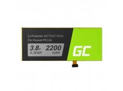 Batterie Green Cell ® für das Telefon Huawei P8 Lite