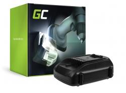 Green Cell ® Akku WA3511 WA3512 WA3516 WA3523 für WORX WG151 WG251 WG540 WU289 WU381 WX163 WX164 WX368 AL-KO GTli 18V Comfort