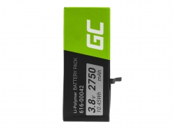 Bateria Green Cell face Green Cell Apple iPhone 6S Plus 2750mAh 3.8V