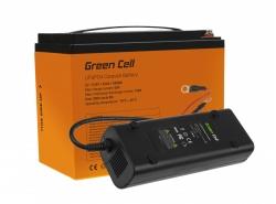 LiFePO4 Akku 42Ah 12.8V 538Wh Lithium-Eisen-Phosphat Batterie Photovoltaikanlage