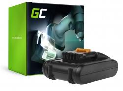 Baterie Green Cell ® WA3549 WA3551 pentru WORX WG160E WG169E WG546E WG549E WG894E WX090 WX166 WX167 WX292 WX372 WX390 WX523 WX67