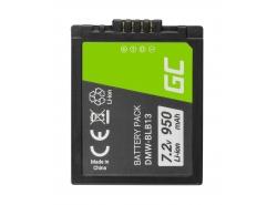 Baterie Green Cell ® AHDBT-501 AABAT-001 pentru GoPro HD HERO5 HERO6 HERO7 Negru 3.85V 1220mAh
