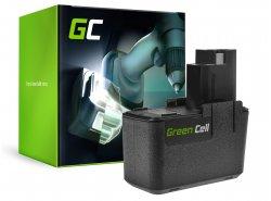 Akku Green Cell ® für DeWalt BAT001 PSR GSR VES2 BH-974H 9.6V 2Ah