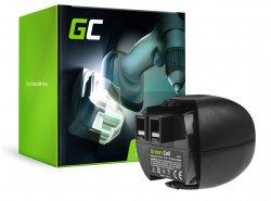 Green Cell ® Akku für Metabo 6.27270 4.8V 2.1Ah