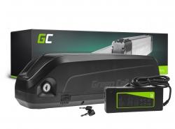 Green Cell ® baterie e-bike 48V 13Ah Baterie Li-Ion cu tub cu încărcător