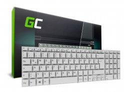 Green Cell ® Tastatur für Laptop Sony Vaio SVF15 SVF152C29M SVF15NE2E SVF15NE2ES SVF15A1M2ES QWERTZ DE