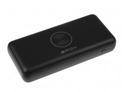 Wireless Powerbank RDY 20000mAh QI 2x USB USB-C