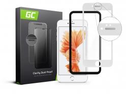 Sticla protectoare GC Clarity pentru Apple iPhone 6 Plus - Alb