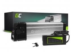 Baterie reîncărcabilă Green Cell Silverfish 36V 11Ah 396Wh pentru biciclete electrice e-bike pedelec