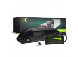 Baterie Baterie Green Cell jos 36V 11.6Ah 418Wh pentru bicicletă electrică E-Bike Pedelec
