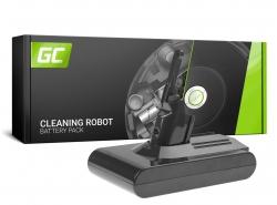 Green Cell ® (4Ah 21.6V) 967834-02 967834-05 pentru Dyson V8 SV10 Absolute Pro Vacuum Animal Plus