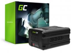 Green Cell ® Batterie Akku (2Ah 80V) GBA80200 2901302 für GreenWorks Pro 80V GHT80321 GBL80300 ST80L210