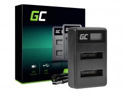 Green Cell ® LI-50C pentru Olympus LI-50B, SZ-15 SZ-16 Robust 6000 8000 TG-810 TG-820 TG-830 TG-850 VR-370 XZ-1